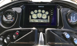 2019 JC SportToon 26tt suzuki 350 for sale High tide hull - 21
