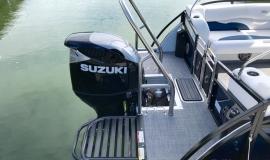 2019 JC SportToon 26tt suzuki 350 for sale High tide hull - 28