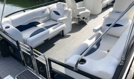 2019 JC SportToon 26tt suzuki 350 for sale High tide hull - 29
