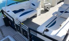 2019 JC SportToon 26tt suzuki 350 for sale High tide hull - 35