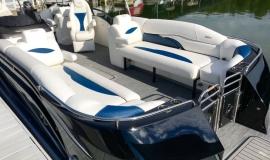 2019 JC SportToon 26tt suzuki 350 for sale High tide hull - 4