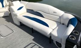 2019 JC SportToon 26tt suzuki 350 for sale High tide hull - 6