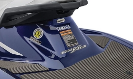 2017 Yamaha vx deluxe waverunner jet ski rentals. - 4