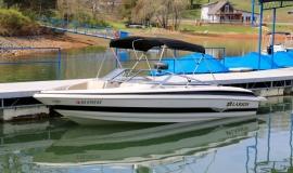Ski Boat Rental North Georgia - 2