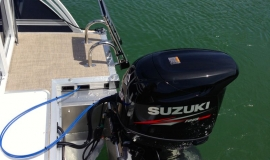 2014 Sport Pontoon Rental3