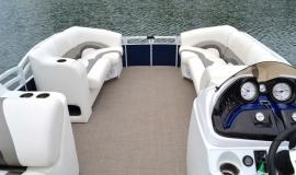2014 sport pontoon rental boat 100007