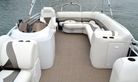 2014 sport pontoon rental boat 100010