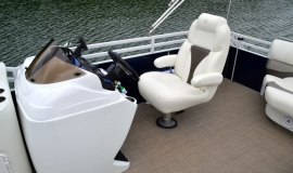 2014 sport pontoon rental boat 100011