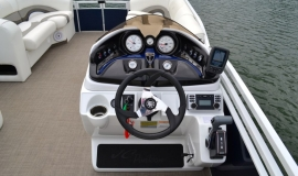 2014 sport pontoon rental boat 100012