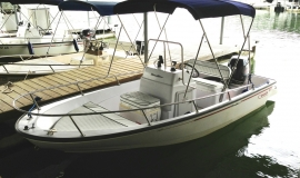 boston-whaler-boat-rental-lake-chatuge