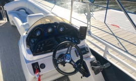 2017 JC TriToon NepToon 23TT rental for sale - 12