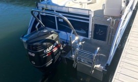 2017 JC TriToon NepToon 23TT rental for sale - 14