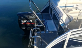 2017 JC TriToon NepToon 23TT rental for sale - 15