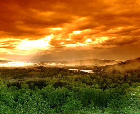 North Georgia Mountains Getaways