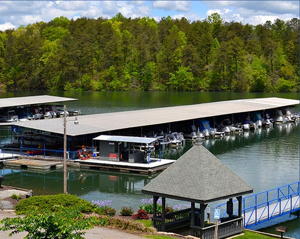 Boundary Waters Marina & Boats for Sale Hiawassee GA