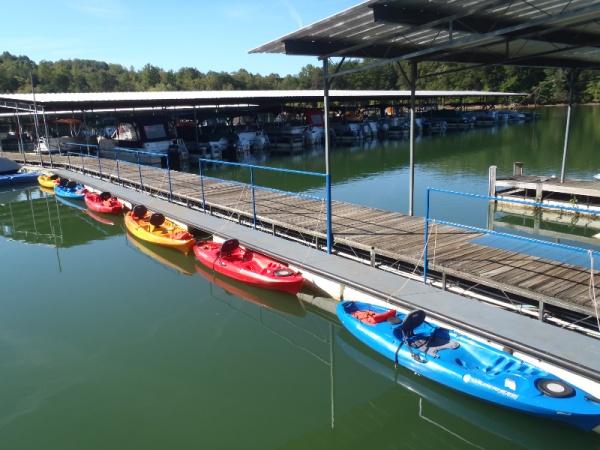 Canoes, Kayaks, & Stand Up Paddleboards - Boundary Waters Marina