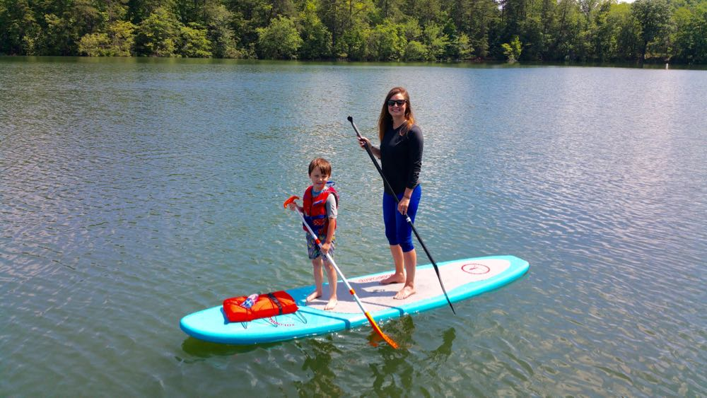 Stand Up Paddle Boards YOLO boat rentals