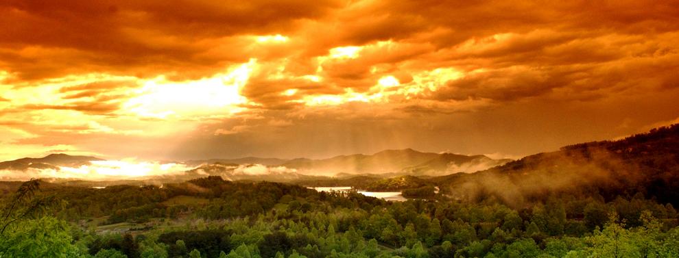 enjoy hiawassee in the blue ridge mountains - boundary waters resort and marina
