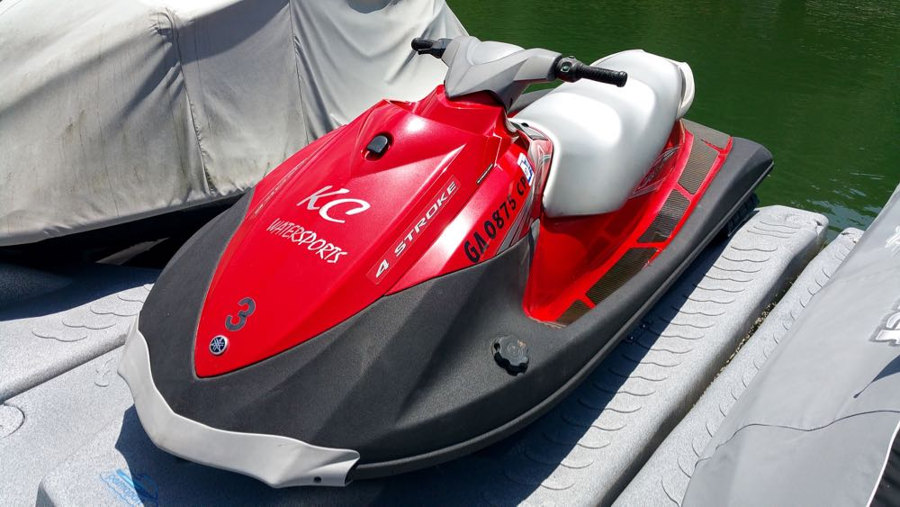 yamaha vx deluxe waverunner at Boundary Waters Marina - Boat Sales