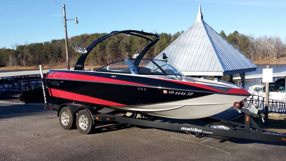 2007 Malibu Wakesetter for sale - 2