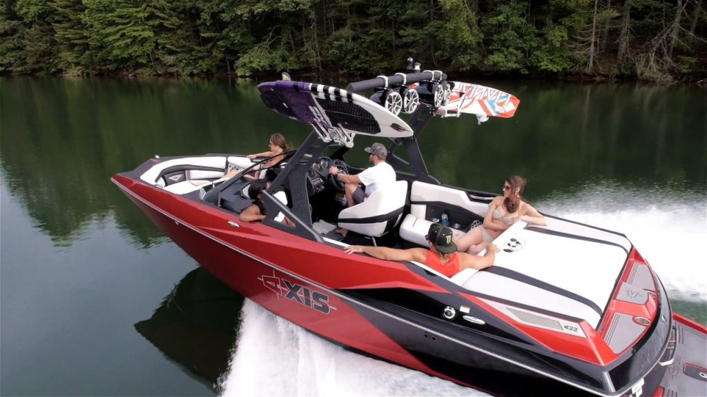 Axis A22 Wakeboard Boat Rental