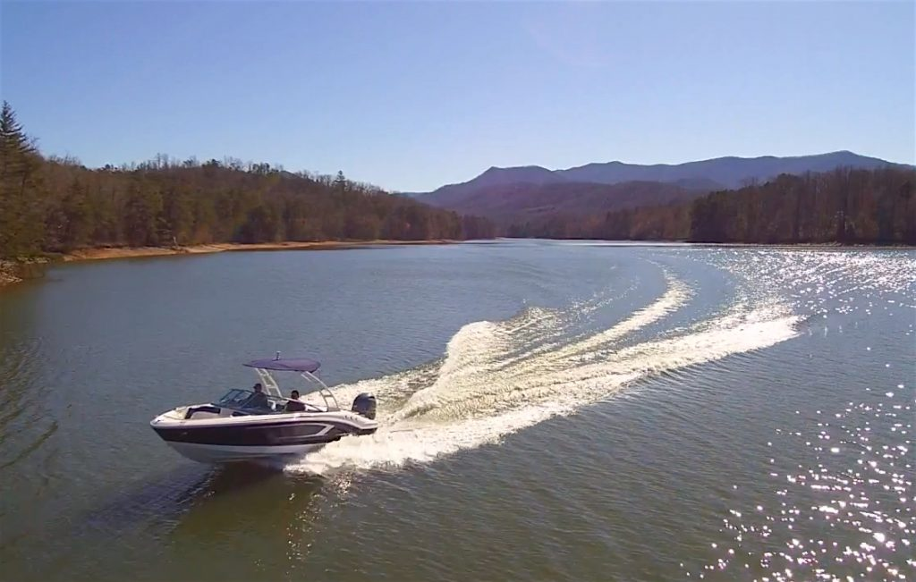 Try one of our new premium ski boat rentals on Lake Chatuge this year.