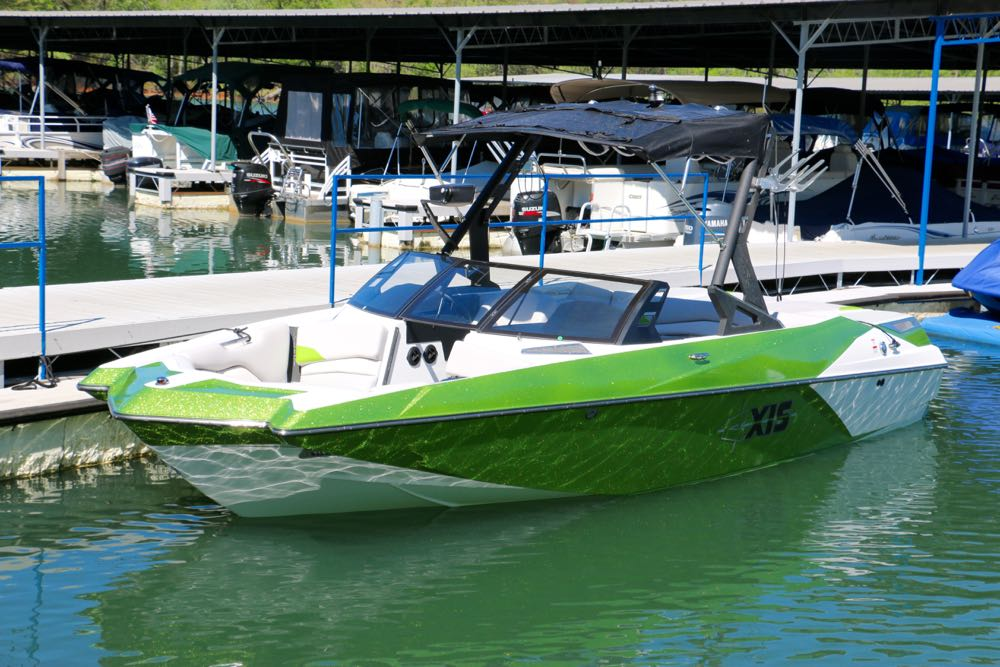 Axis A22 Wakeboard Boat Rental North Georgia - 1