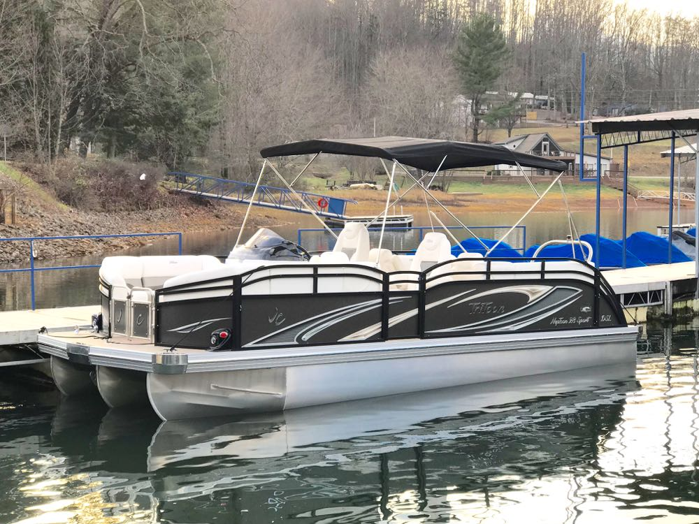 2019 JC NepToon Sport 23tt TriToon for sale - 1