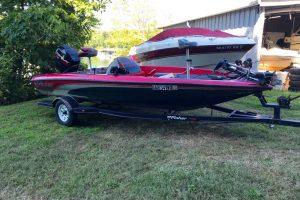 Seifert bass boat - 1