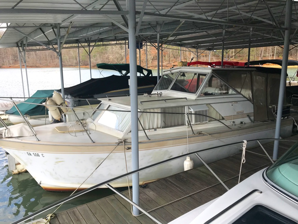 marinette cabin cruiser for sale