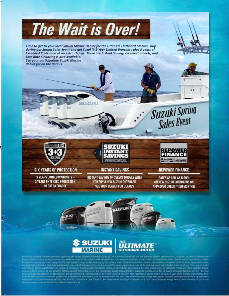 Suzuki Gimme-6 Promotion