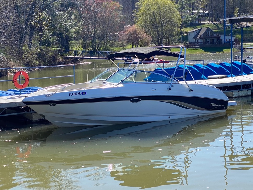 2003 chaparral 230 SSI for sale - 1